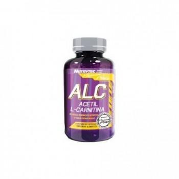Nutrytec - ALC 500, 60 caps - Acetil L-Carnitina