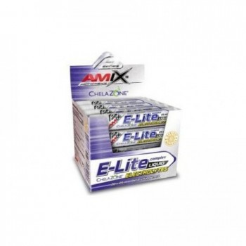 Amix Performance - E-Lite Electrolytes Liquid - 20x25ml