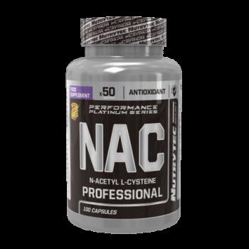 Nutrytec NAC (N-Acetil Cisteína) 100 cápsulas