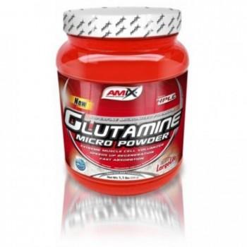 Amix Glutamine 500 gramos