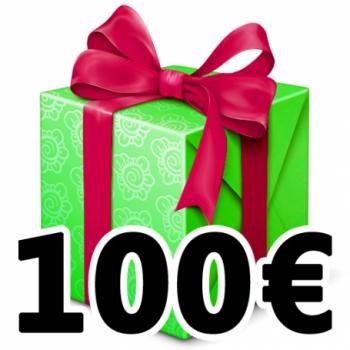 5º REGALO - Compra mínima 100€