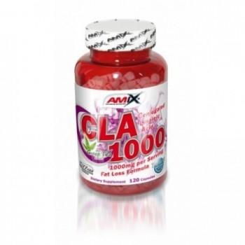 Amix CLA 1200 + te verde 120 cap