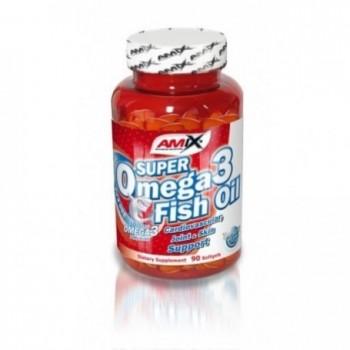 Amix Super Omega 3 90 cápsulas