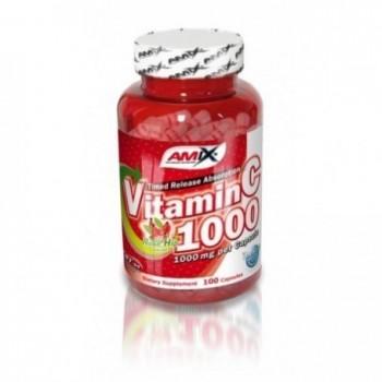 Amix Vitamin C 1000 100 caps