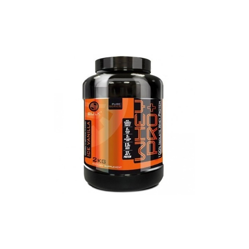 Metapure Zero Carb - Whey Protein Isolate 2000gr. sin grasa, sin carbos, sin lactosa