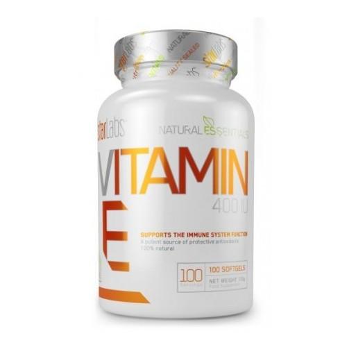 Starlabs Vitamina E 400IU 100 softgels