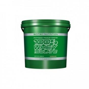 Scitec 100% Whey Isolate 4000 gramos
