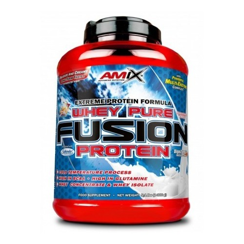 Amix Whey Pure Fusion Protein 2300 gramos