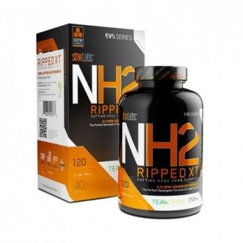 StarLabs Nutrition - NH2 RIPPED, 120 caps. - quemador de grasa