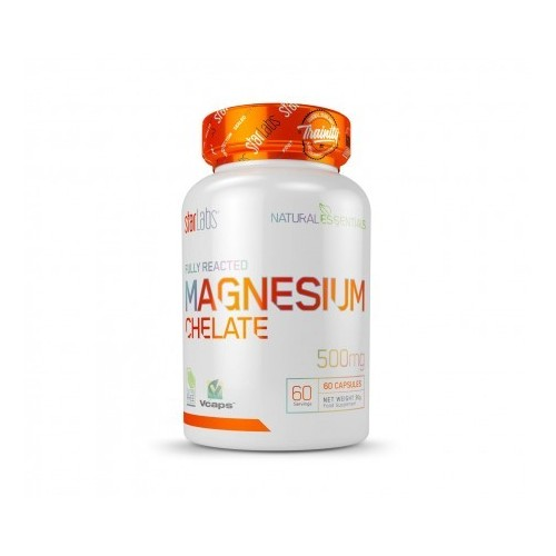 Starlabs Magnesium Chelate 60 cápsulas