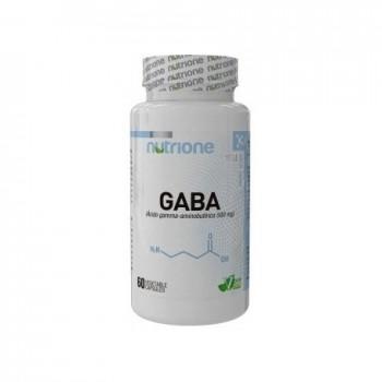 NutriOne GABA 60 cápsulas