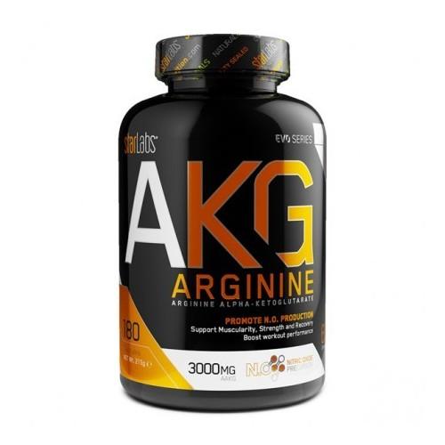 Starlabs AKG Arginine 3000 180 cápsulas