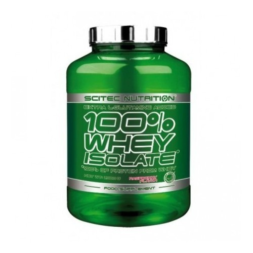 Scitec 100% Whey Isolate 2000 gramos