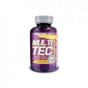 Nutrytec - Multitec, 60 capsulas vitaminas y minerales