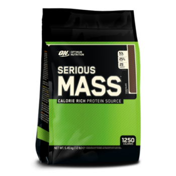 Optimum Nutrition - Serious Mass, 5450gr.