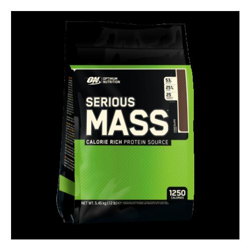 Optimum Nutrition Serious Mass 5450 gramos