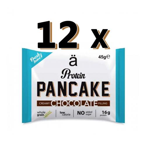 ä Protein Pancake 12 x 45 gr. tortitas proteícas