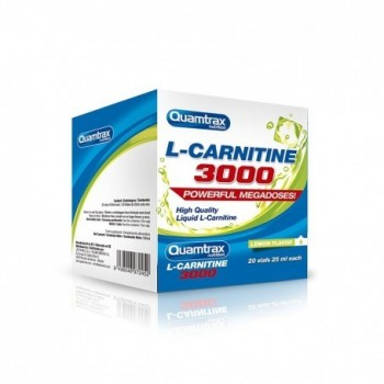 Quamtrax L-Carnitine 3000...
