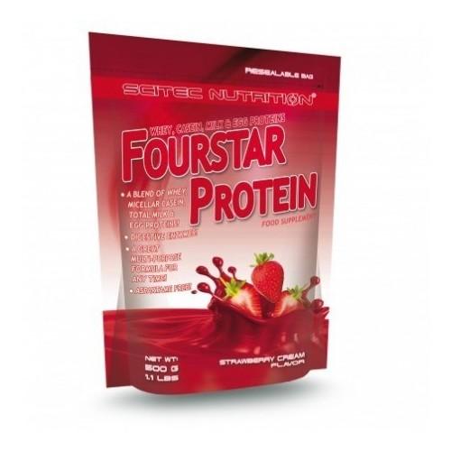 Scitec FourStar Protein 500 gramos