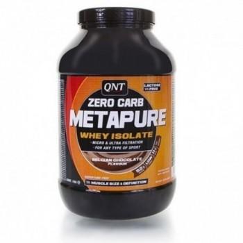 QNT Metapure Zero Carb Whey Isolate 2000 gramos