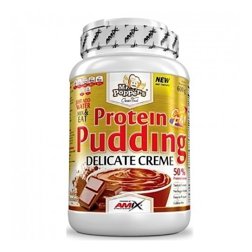 Amix Nutrition - Protein Pudding 600 gramos