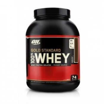 Optimum Nutrition 100% Whey Gold Standard  2270 gramos
