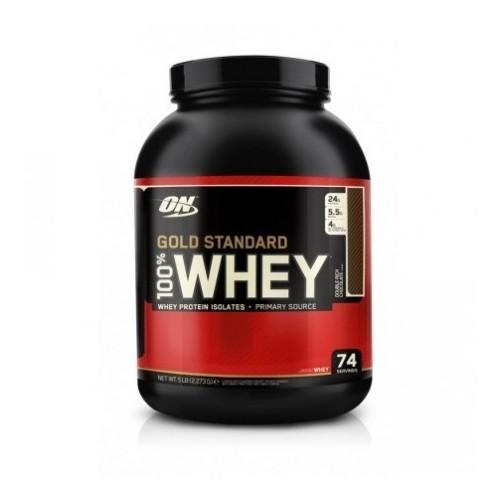 Optimum Nutrition 100% Whey Gold Standard  2270 gramos