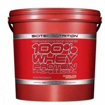 Scitec 100% Whey Protein Professional 5000 gramos