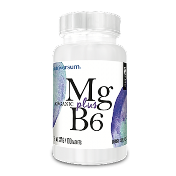 Nutriversum Magnesio Plus B6 100 tabletas