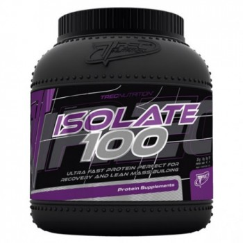 Trec Nutrition - Isolate 100 - 1800gr