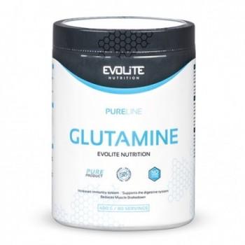 Evolite - Glutamina 400 gramos