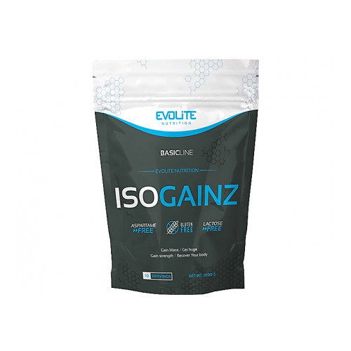Evolite - Isogainz  (Ganador) - 1000 gramos