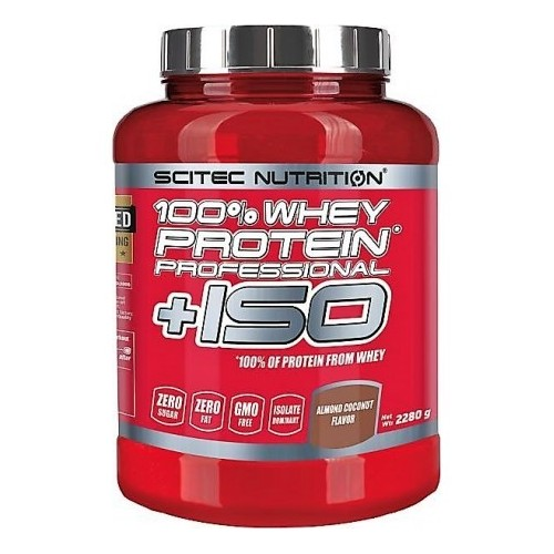 Scitec Nutrition - 100% Whey Protein Professional +ISO - 2280g
