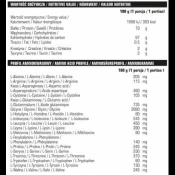 StarLabs Nutrition - PM8, 100% Caseína micelar - 1800gr. Micellar Casein