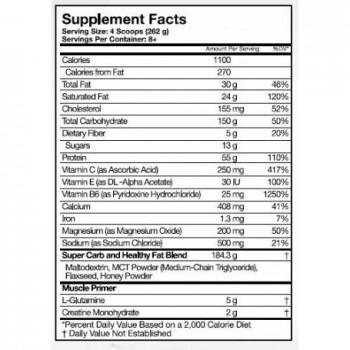 Amix Nutrition - Monster Beef 1000gr - Proteina hidrolizada de carne