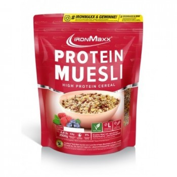 Ironmaxx - Protein Muesli -...