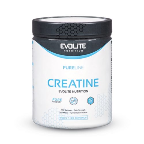 Evolite - Creatine Monohidrato (Creatina) 500 gr.