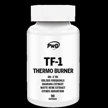 PWD TF1 Thermo Burner 90 cápsulas