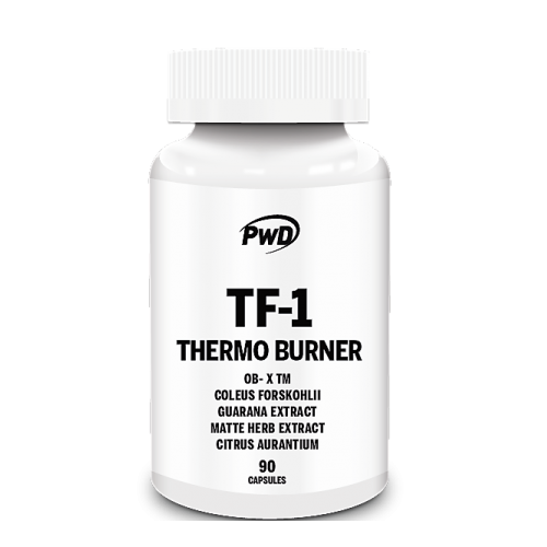 PWD TF1 Thermo Burner 90 cápsulas