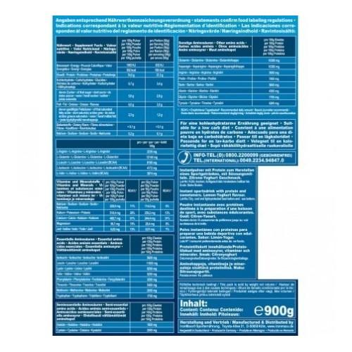 Amix Nutrition - Whey Pro Elite 85, 2300gr - mezcla única de proteìnas