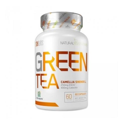 StarLabs Nutrition - Green Tea Caffeine 500 mg - 60 caps.