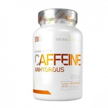 StarLabs Nutrition - Caffeine 200 mg - 100 capsulas.