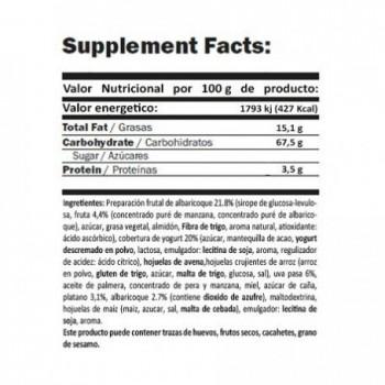 Max Protein - Egg Protein - Clara de huevo en polvo con sabor, 400gr.