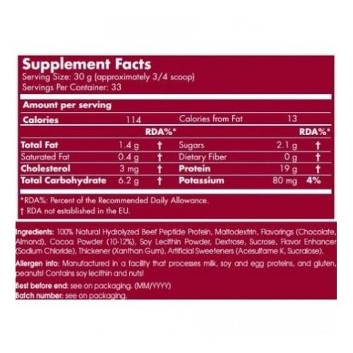 EFT / otros - Mantequilla de Cacahuete 1 Kg - 100% natural, sin aditivos