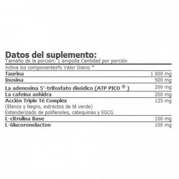 Lean Fit Protein - proteína vegana de arroz integral orgánico + café verde, 820gr.