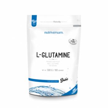 Nutriversum 100% Glutamine 500 gramos