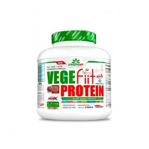 Amix GreenDay ® - Vegefiit Protein 2000 gr