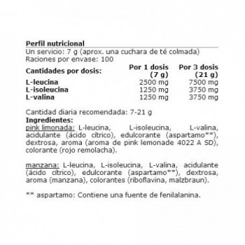 Harina de avena 1,5kg con sabor