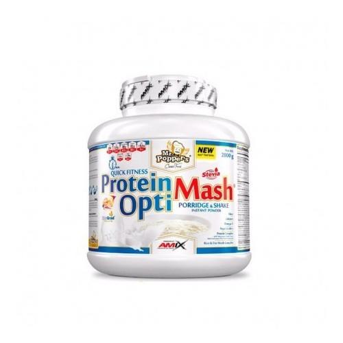 Amix Mr. Popper's ® - Protein Optimash 2000gr