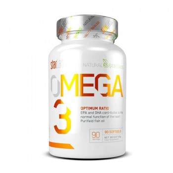 Starlabs Omega 3 30 cápsulas